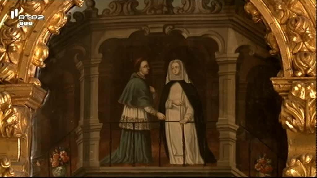 Santa Joana Princesa no Museu de Aveiro