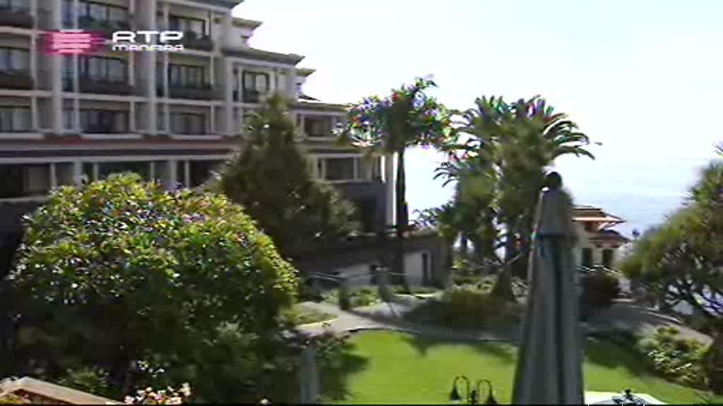 Boarding Madeira