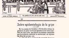 História a História - A Gripe Pneumónica, a Pandemia de 1918-1919