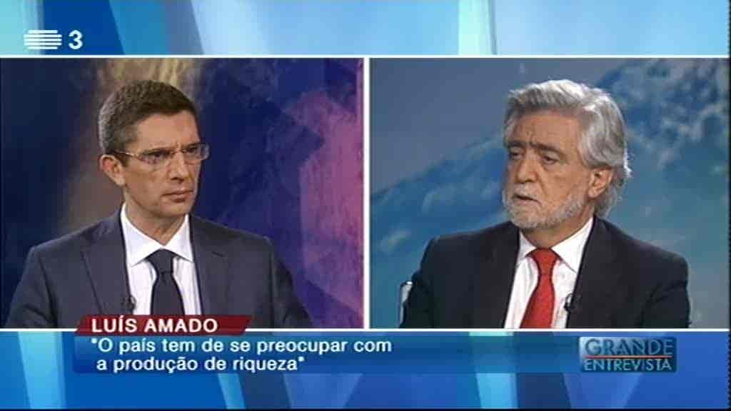 Luís Amado...