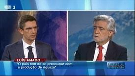 Grande Entrevista - Luís Amado