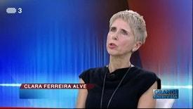 Grande Entrevista - Clara Ferreira Alves