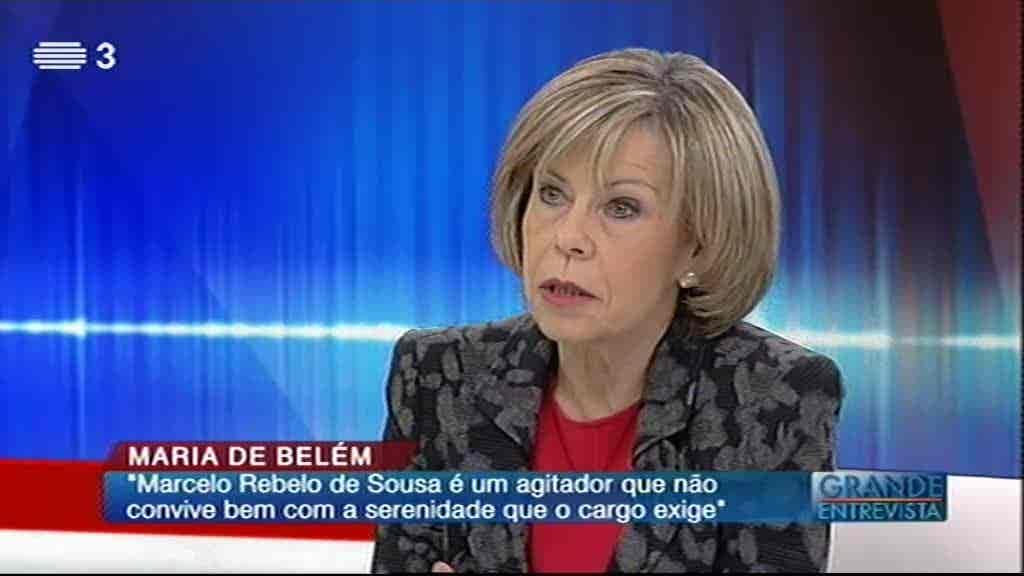Maria de Belém Roseira...