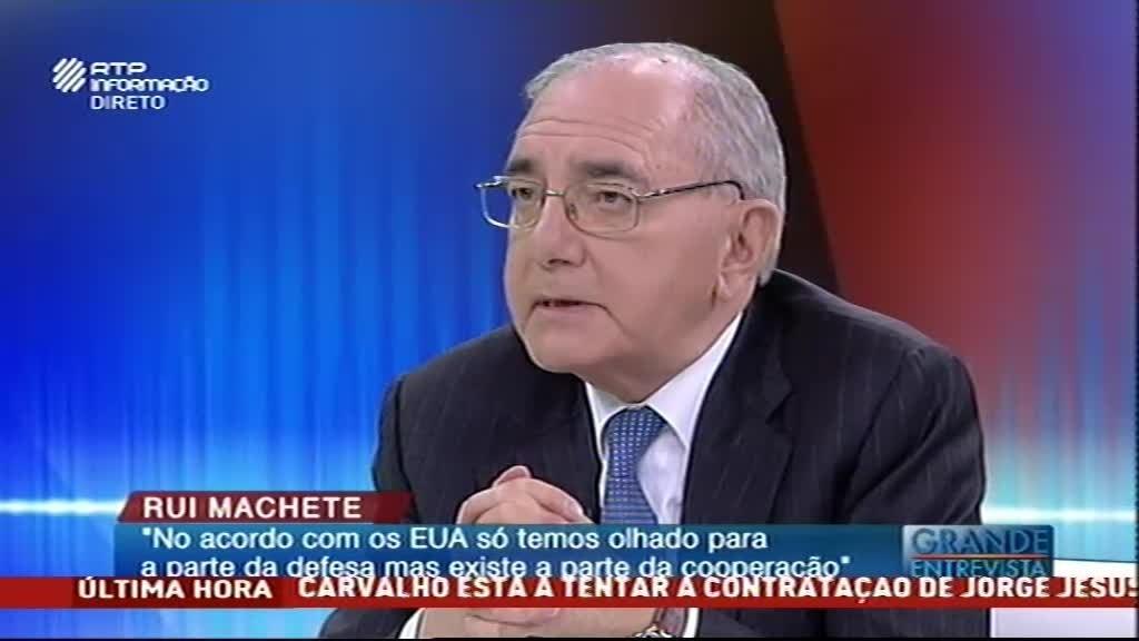 Rui Machete