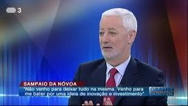 Grande Entrevista - António Sampaio da Nóvoa