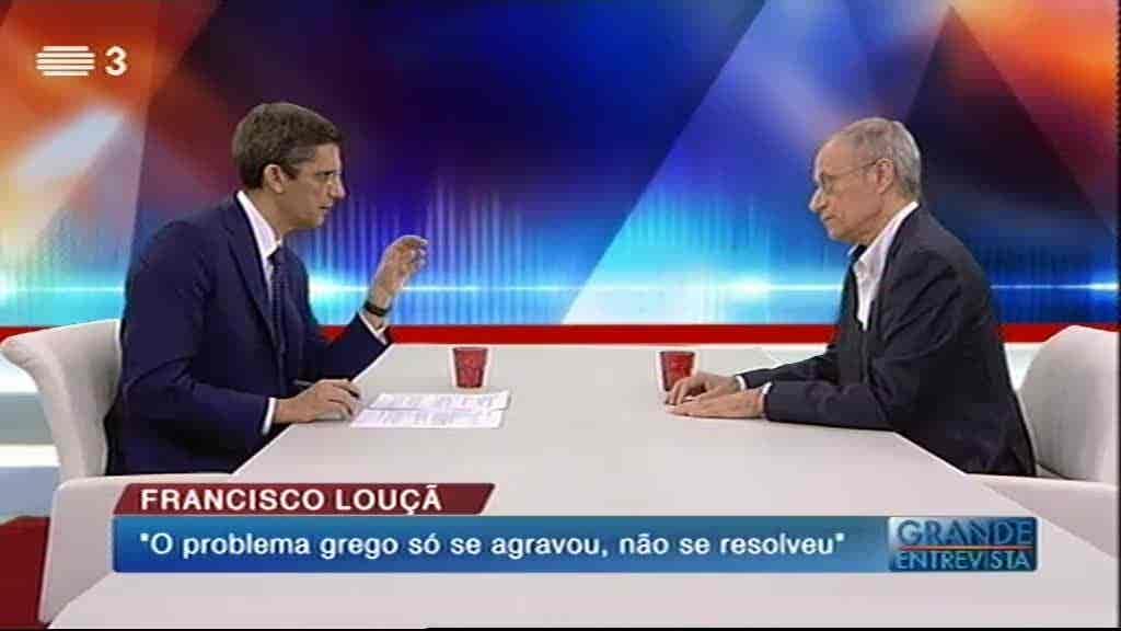 Francisco Louçã...