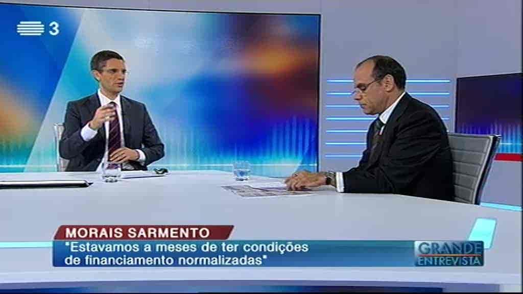 Nuno Morais Sarmento...