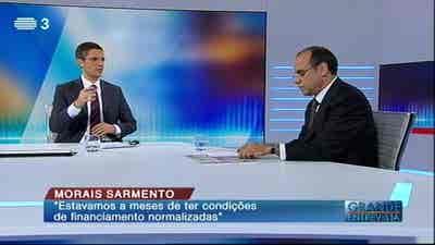Grande Entrevista - Nuno Morais Sarmento