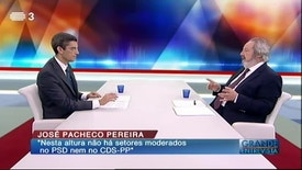 Grande Entrevista - Pacheco Pereira