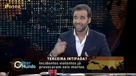Olhar o Mundo - Felipe Pathé Duarte é o convidado de António Mateus