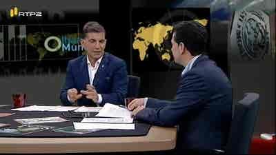Olhar o Mundo - Luis Tomé é o convidado de António Mateus