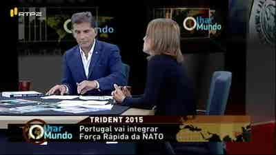Olhar o Mundo - Constança Urbano de Sousa é a convidada de António Mateus