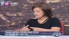 Interesse Público 2015 - Altas problemática