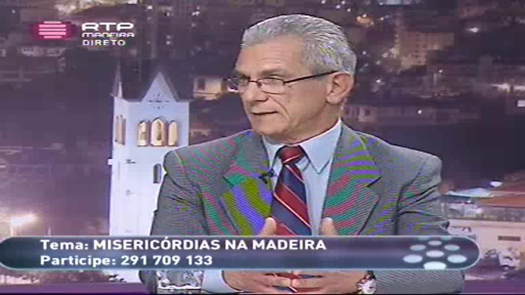 As Misericórdias na Madeira