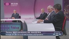 Interesse Público 2015 - Refugiados na Madeira