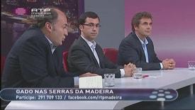 Interesse Público 2015 - Gado nas serras da Madeira