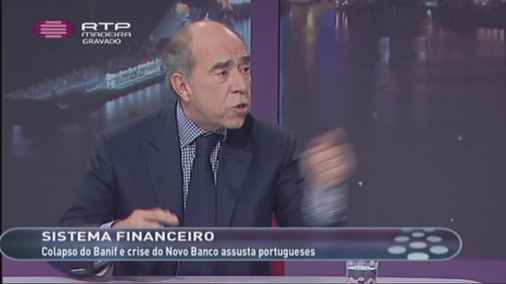 O Sistema Financeiro Português