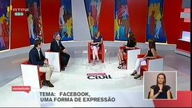 Sociedade Civil - Facebook: uma forma de expressão