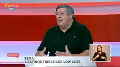 Sociedade Civil - Destinos Turísticos Low Cost