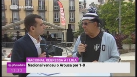 Desporto RTP Madeira - Arouca x Nacional