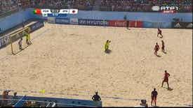 Futebol de Praia: Campeonato do Mundo 20