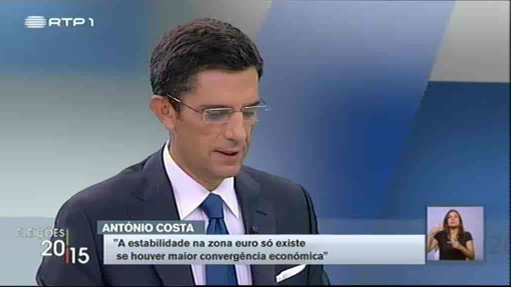 António Costa...