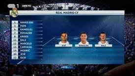 Futebol: Liga dos Campeões