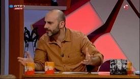 5 Para a Meia-Noite - Joana Metrass, Luís Coelho e C4 Pedro