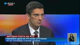 Grande Entrevista Especial - António Cos
