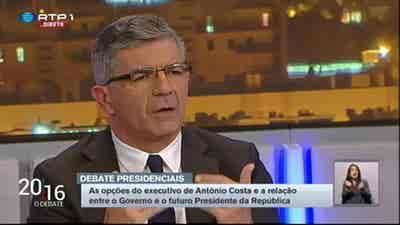 Debates Presidenciais 2016