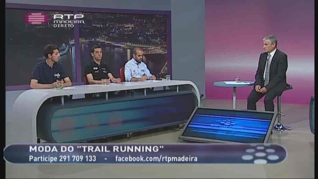 O trail running...