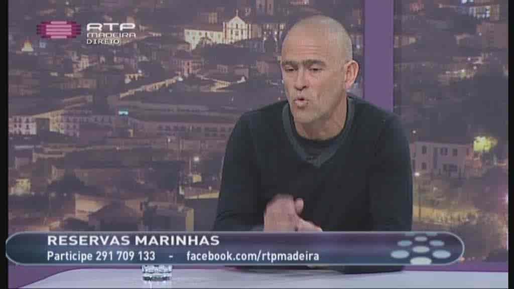As reservas marinhas na Madeira...