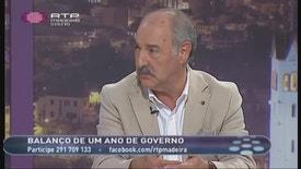 Interesse Público - Um ano de governação de Miguel Albuquerque