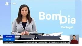 Bom Dia Portugal Fim de Semana