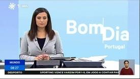 Bom Dia Portugal Fim de Semana 2016