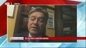 Prós e Contras - Eleições Americanas