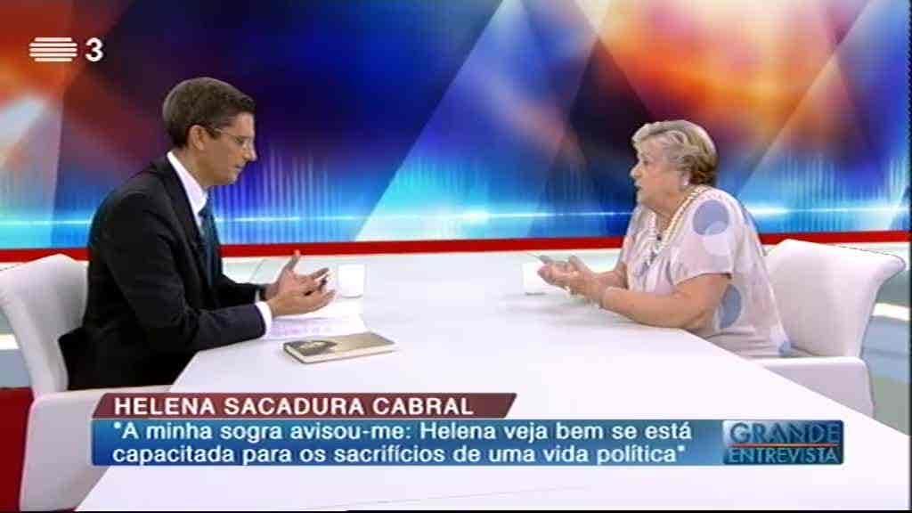 Helena Sacadura Cabral...