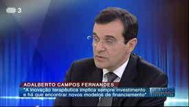 Grande Entrevista - Adalberto Campos Fernandes