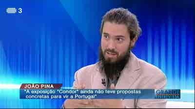 Grande Entrevista - João Pina