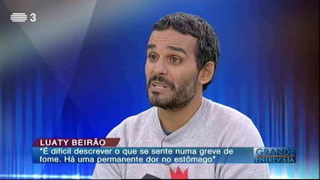 Luaty Beirão...