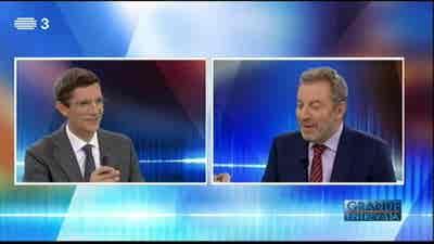 Grande Entrevista - Nuno Crato