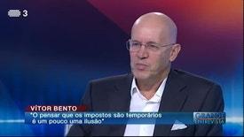 Grande Entrevista - Vitor Bento