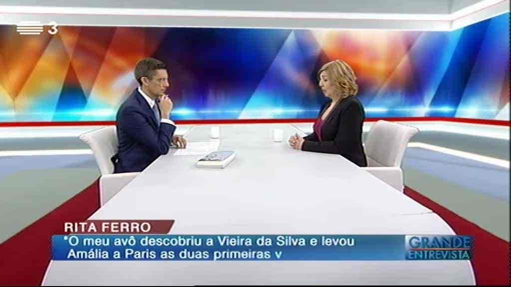 Rita Ferro...