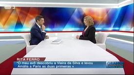 Grande Entrevista - Rita Ferro