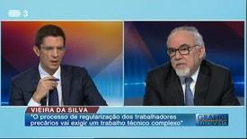 Grande Entrevista - Vieira da Silva