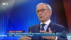 Grande Entrevista - Júlio Isidro