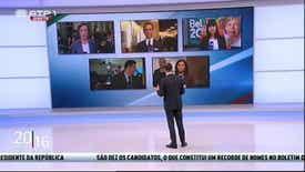 Eleições Presidenciais 2016 - Noite Elei