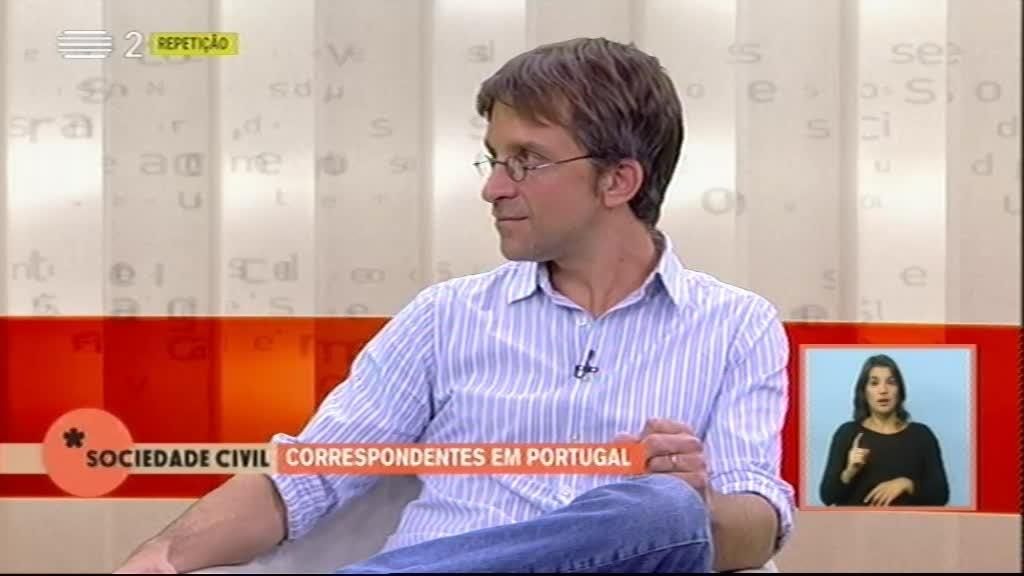 Correspondentes em Portugal