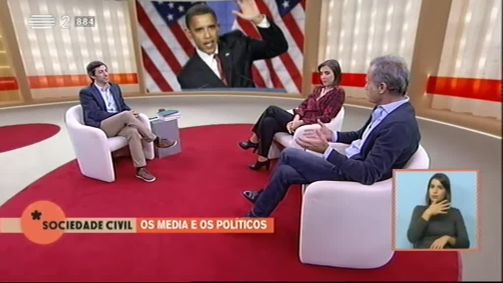 Os Media e os Políticos