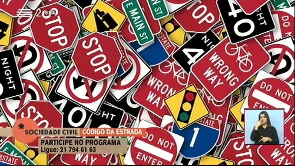 Código da Estrada